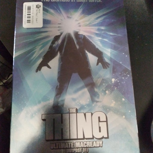 NECA the thing action figures