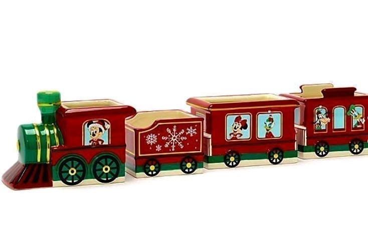 Mickey Mouse and Friends Holiday Train B