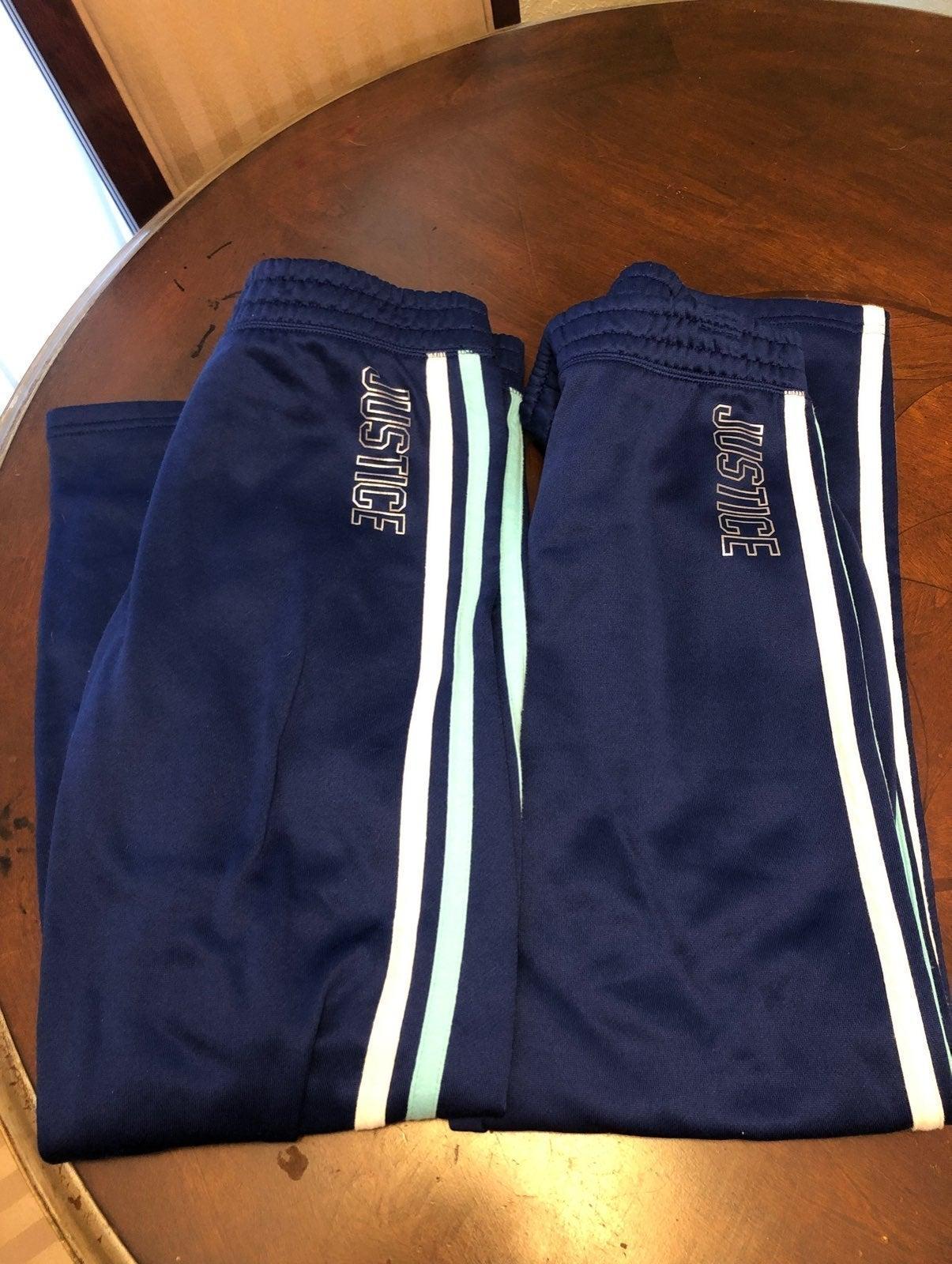 Jogging pants justice