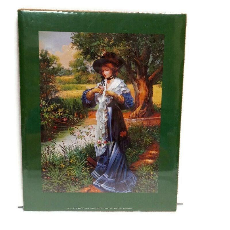 2000 Scafa Art Litho Print Southern Lady