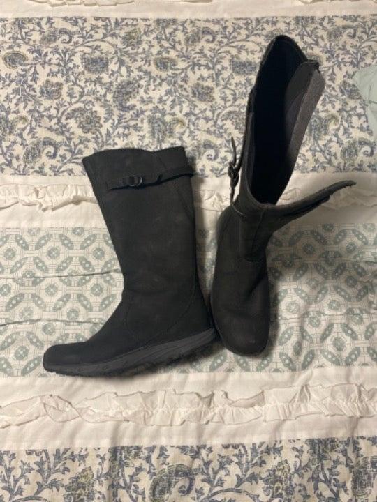 Eddie Bauer lodge Womens Boots Size 8.5