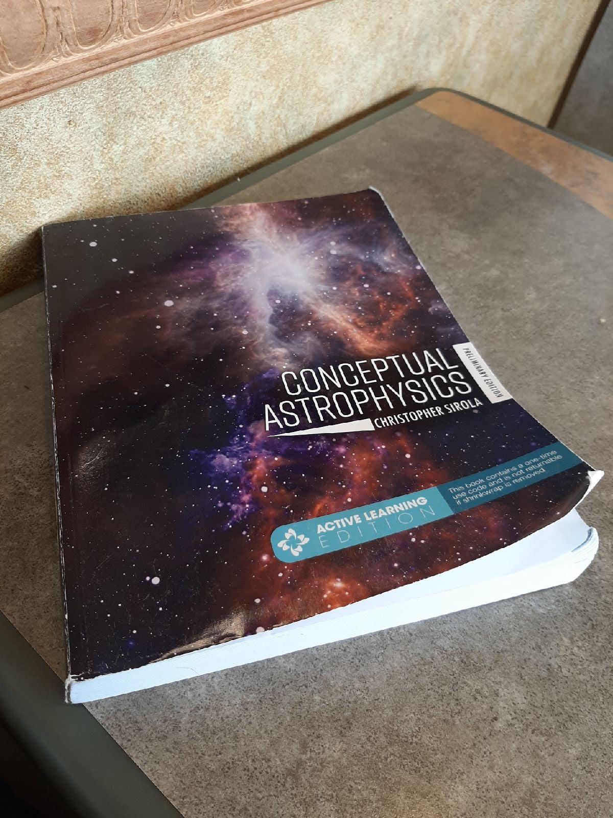 Astronomy Textbook