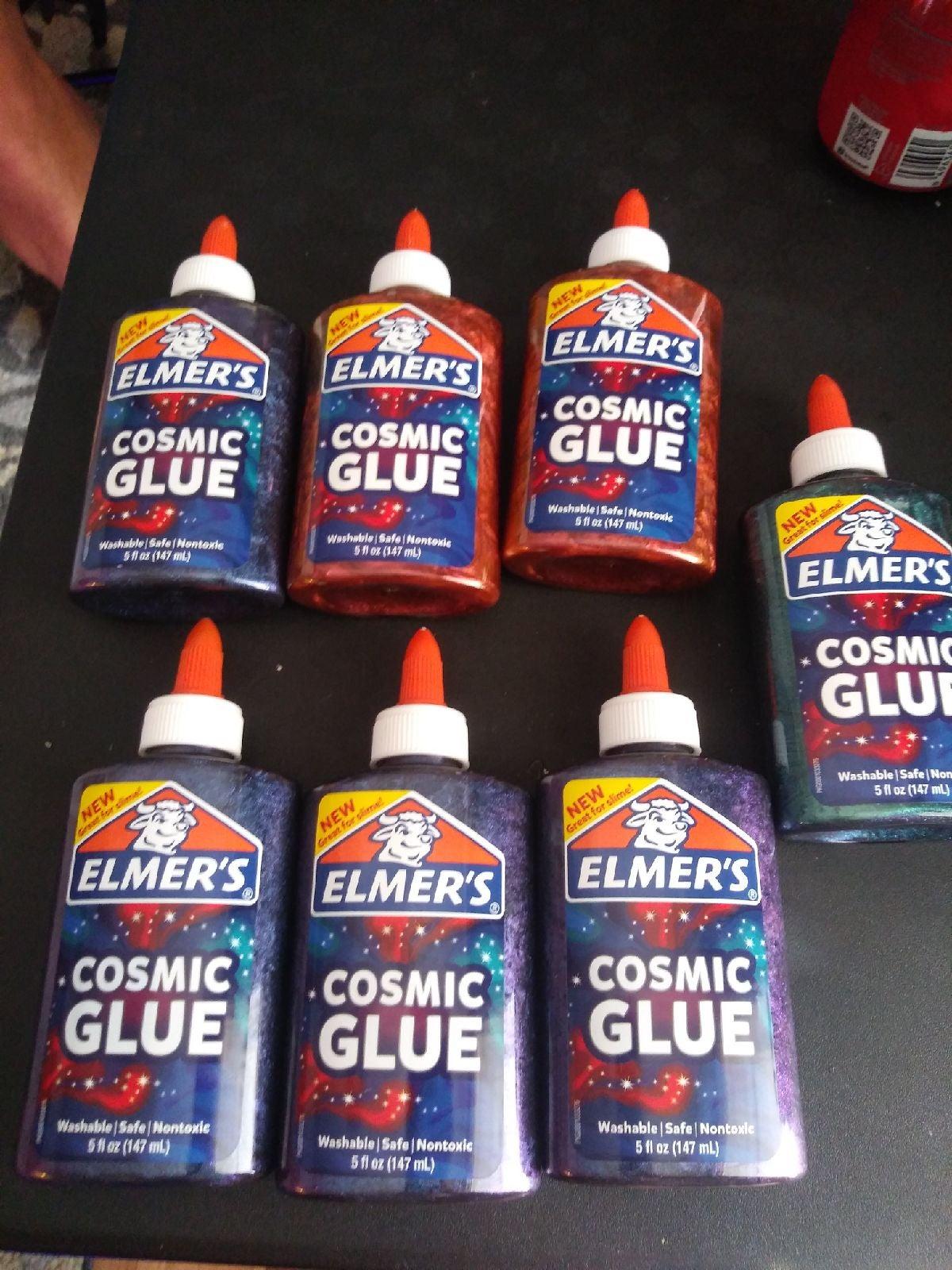 Elmer glue