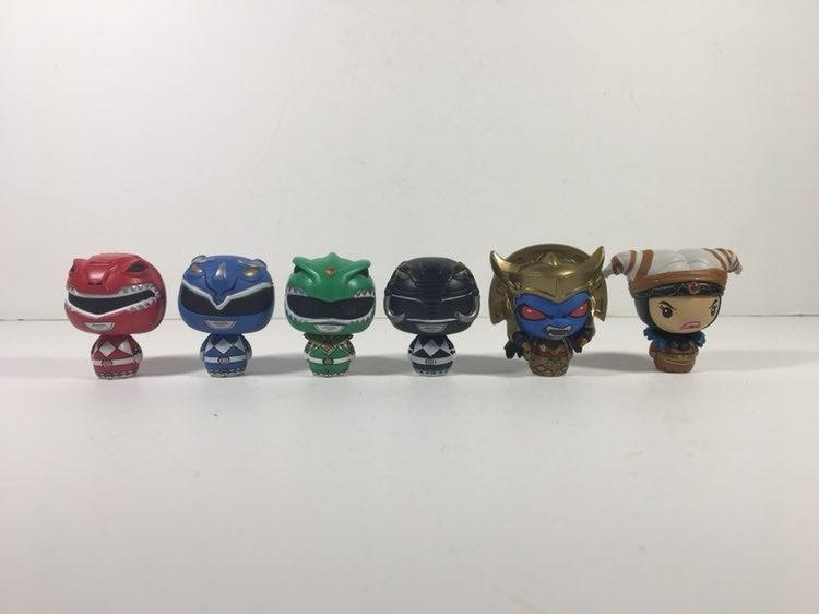 Funko Power Rangers Pint Size Heroes Lot