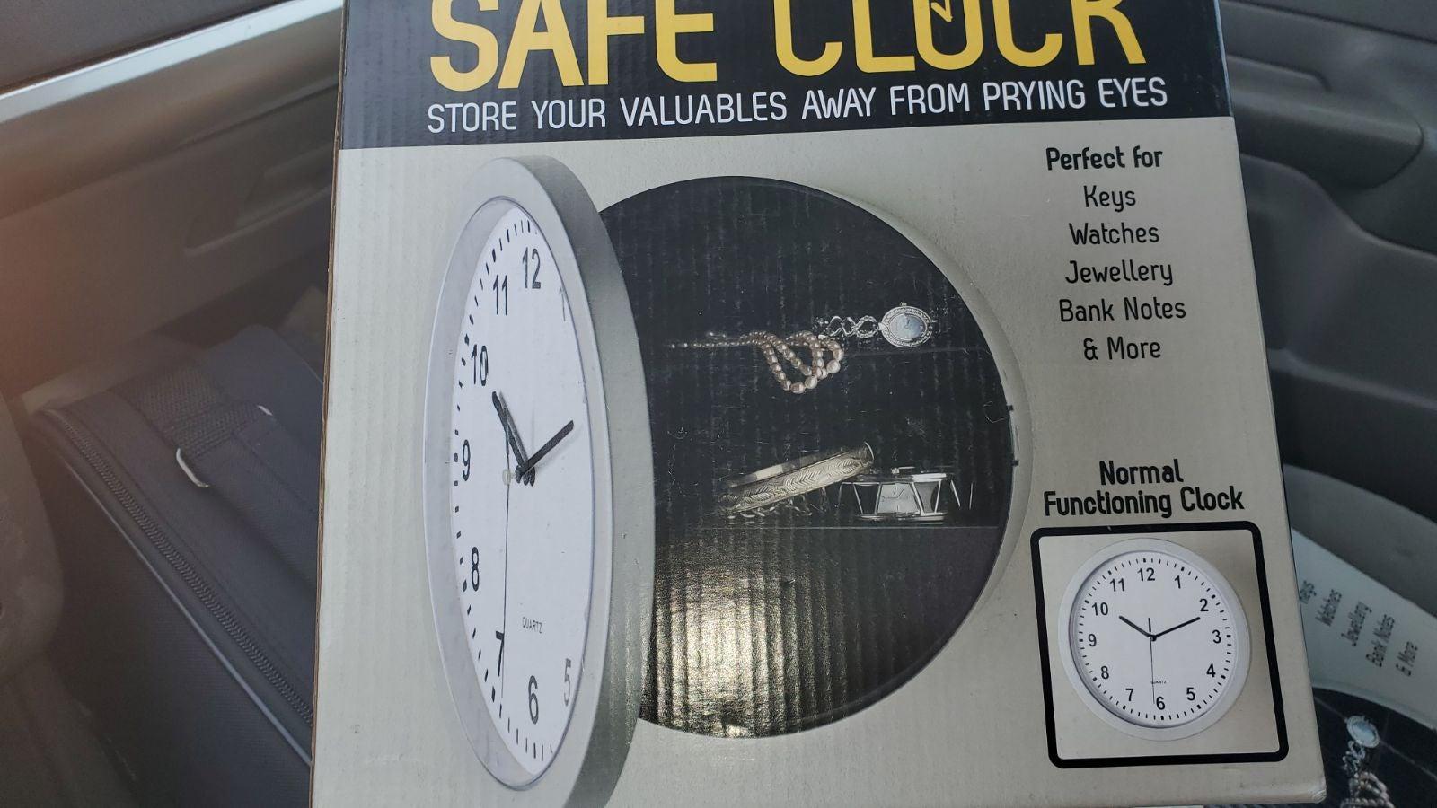 Hengyou Safe clock
