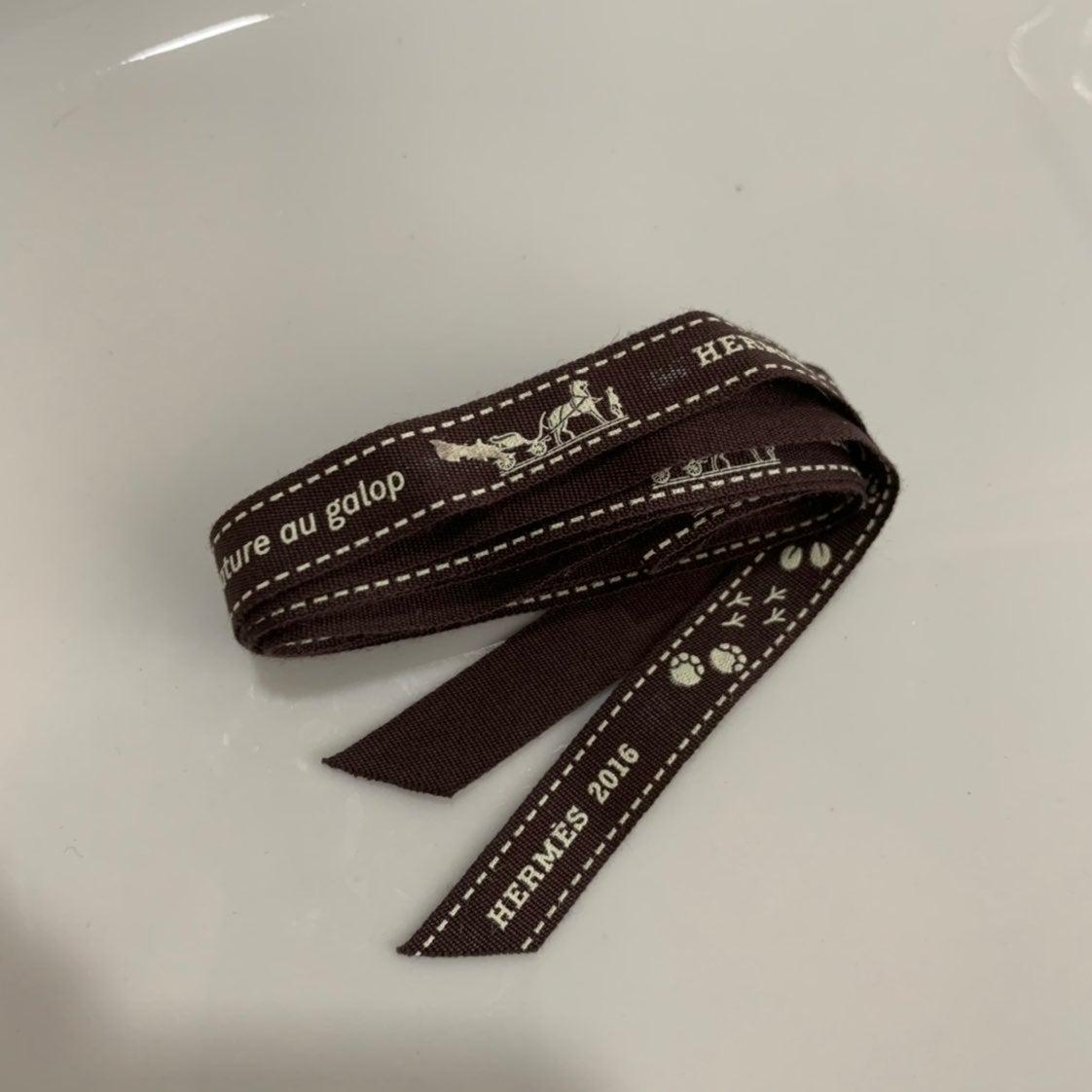 """Hermes ribbon 50"""""""