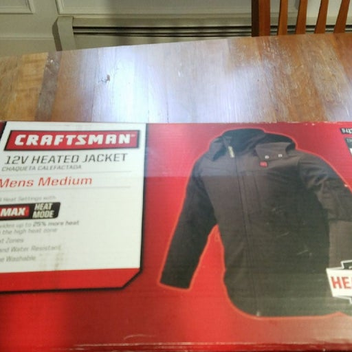 Heated Craftsman Jacket