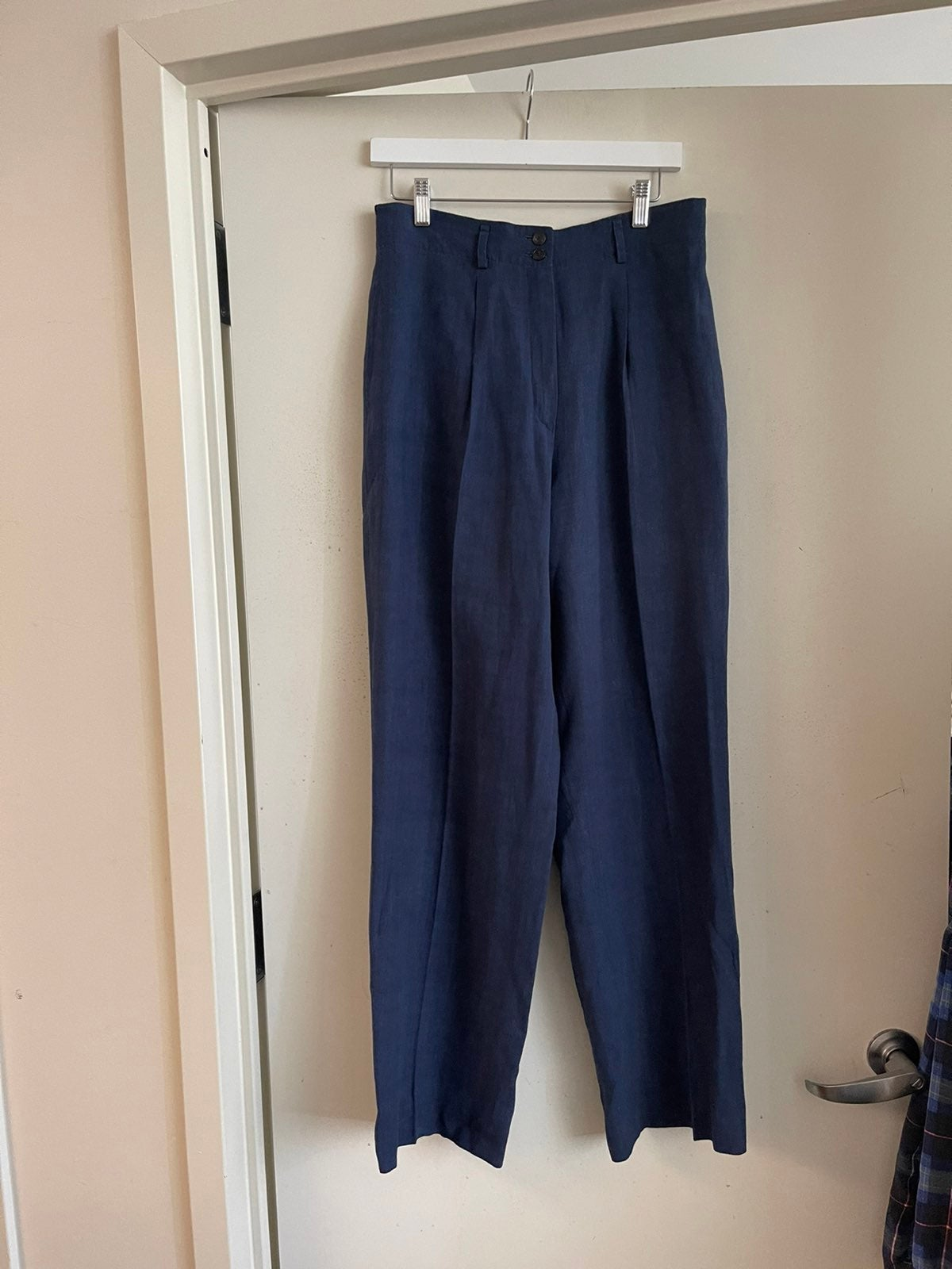 Paul Stuart Linen Trousers