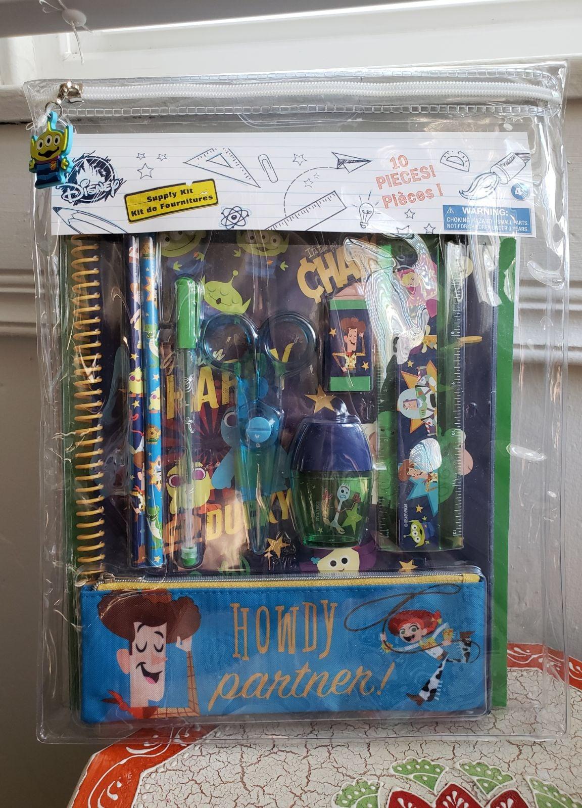 Kids' Toy Story Stationery Set