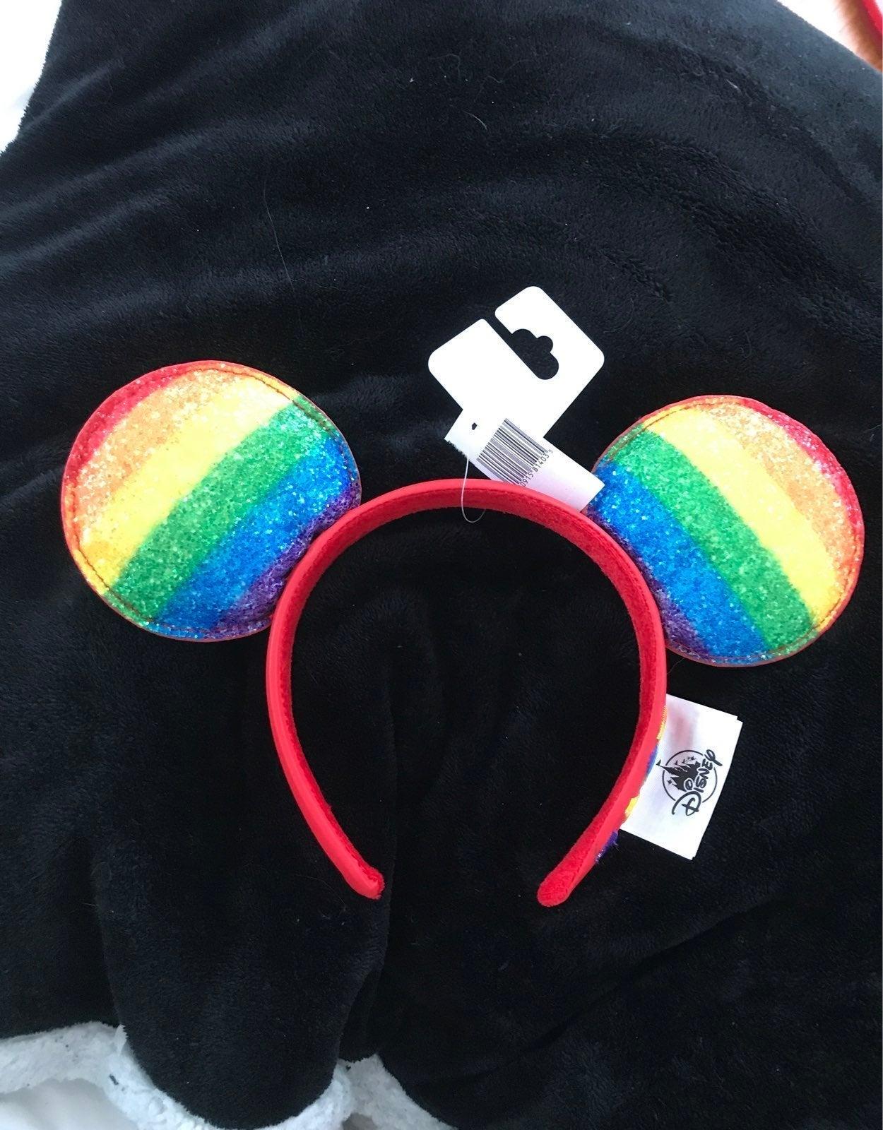 Disney Mickey Pride ears