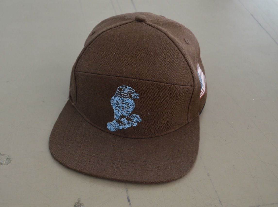 Patriot hat-eagle/baseball/embroidery/gi
