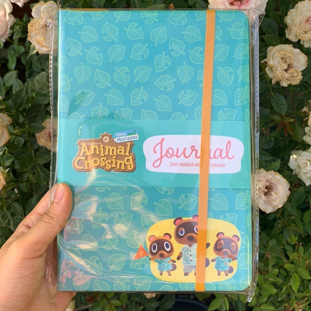 Animal Crossing New Horizons Journal