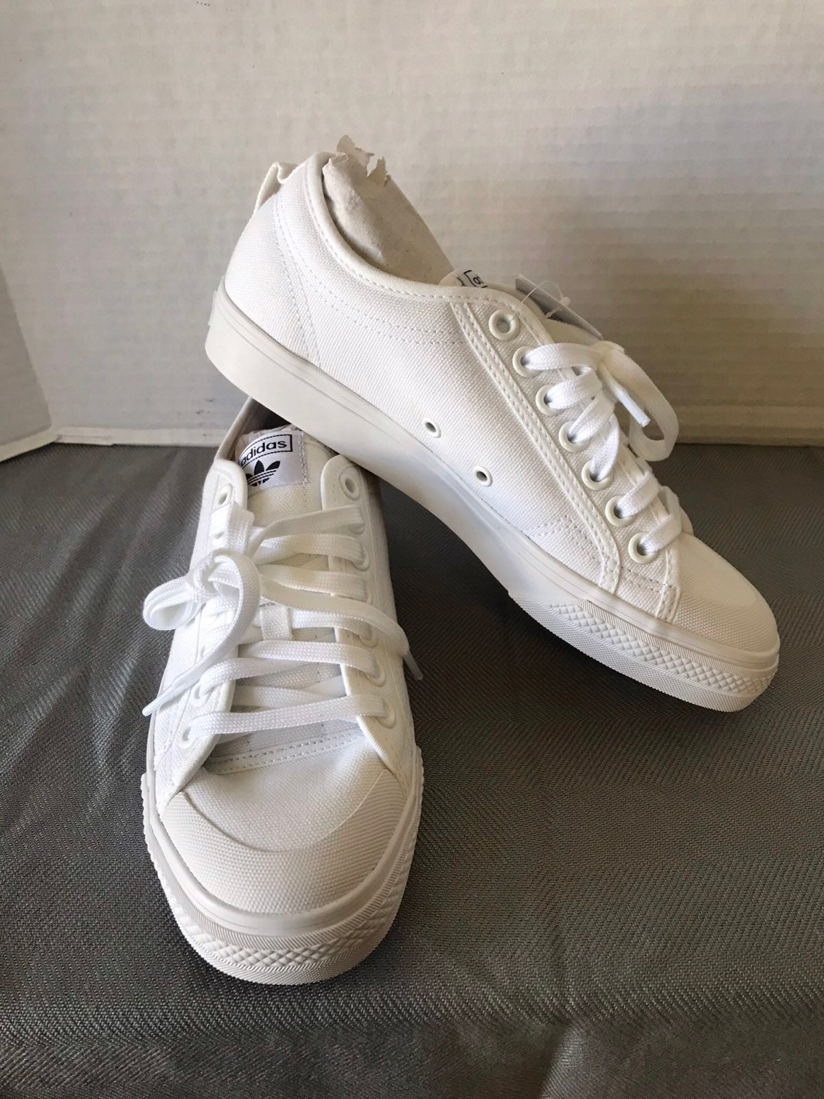 New Adidas Originals Wmn Nizza Shoes 7