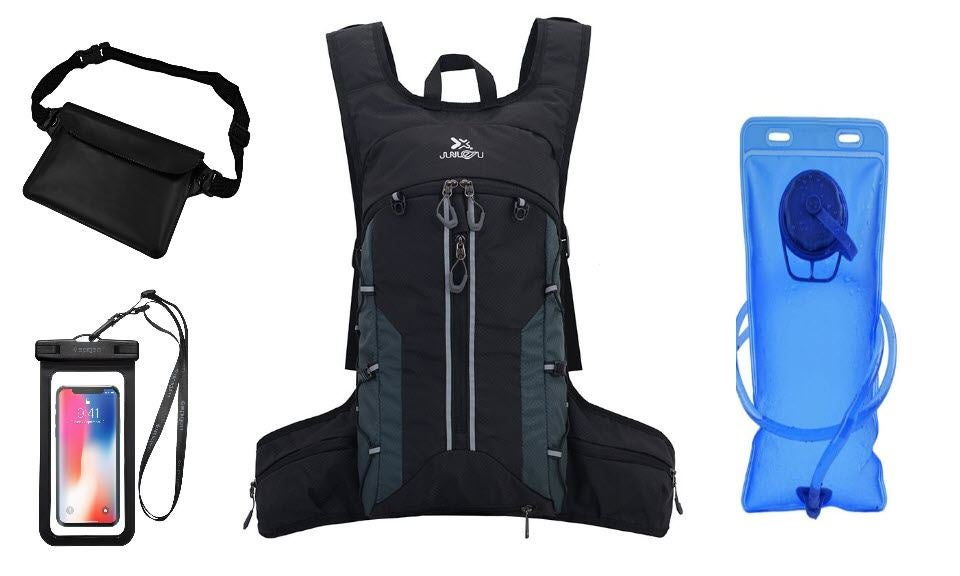 Hydration 2L Backpack 3 In 1