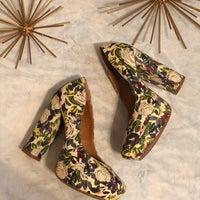 2df38554b5d Gianni Bini Floral Platform Heel
