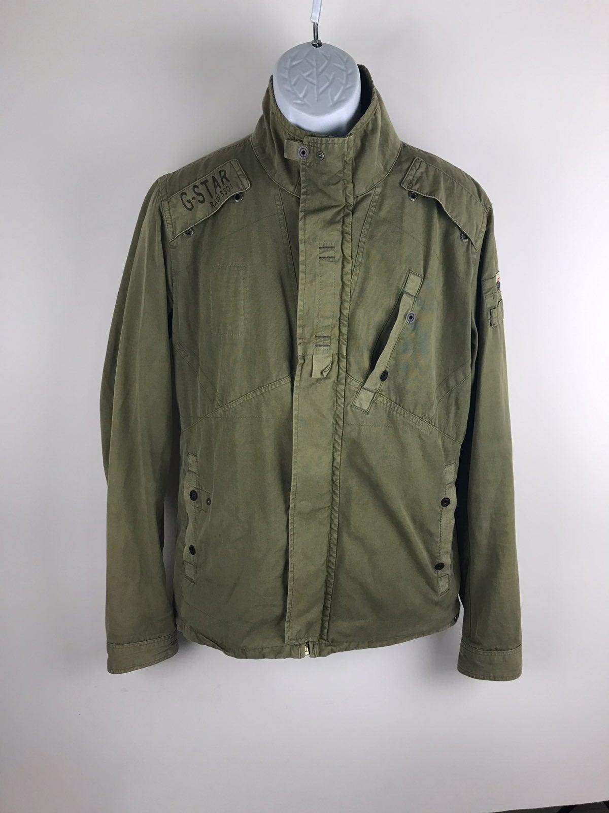 G Star Jacket Size Large