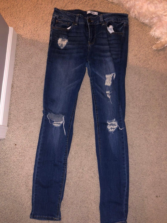 Charlotte rusee jeans