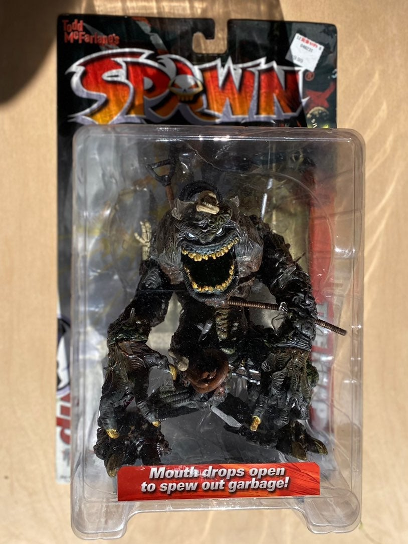 Spawn Ultra Action Figure The Heap
