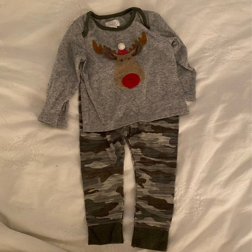 Mudpie Baby Outfit 6-9 months
