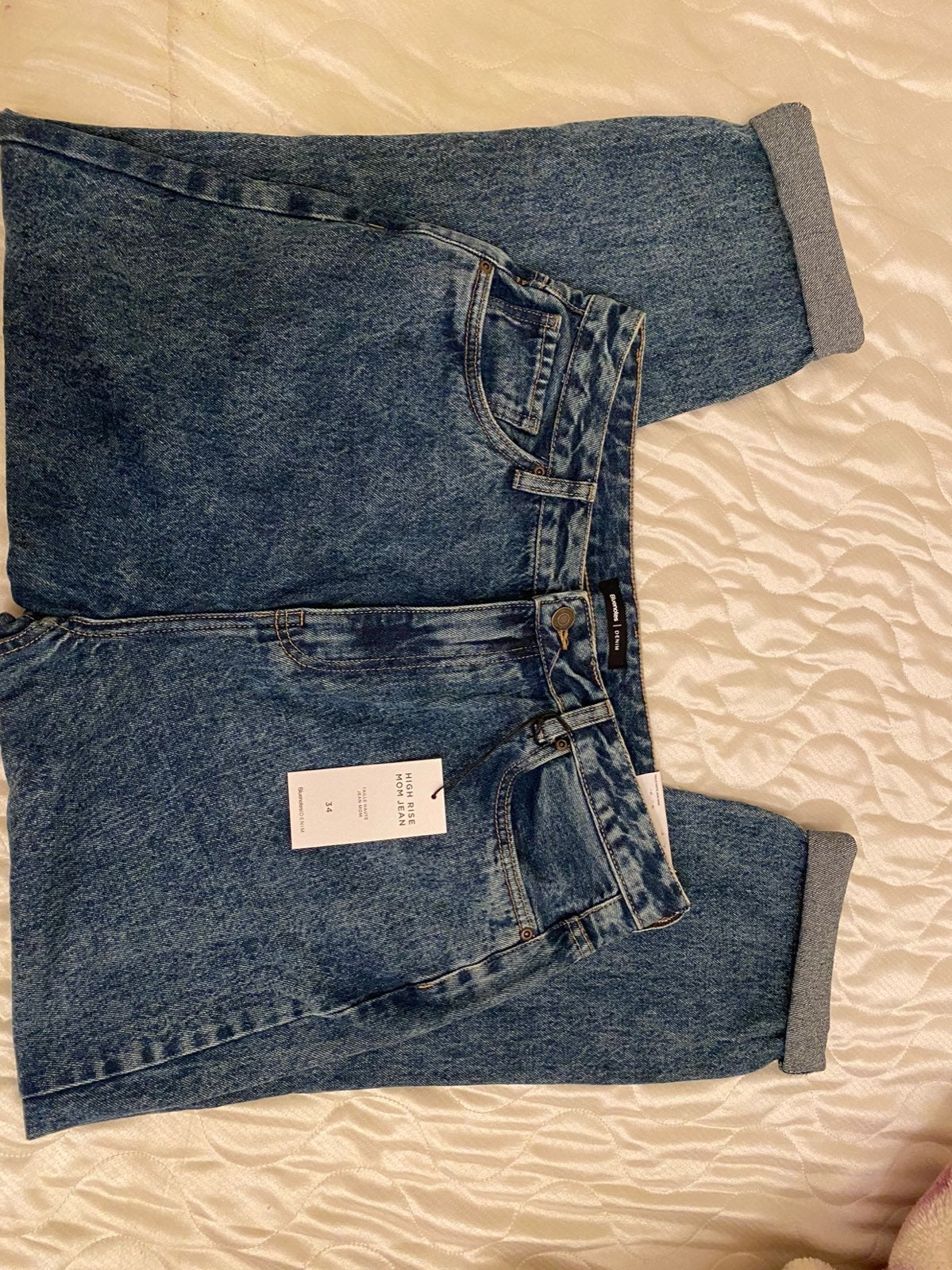 Charlotte russe Mom jeans