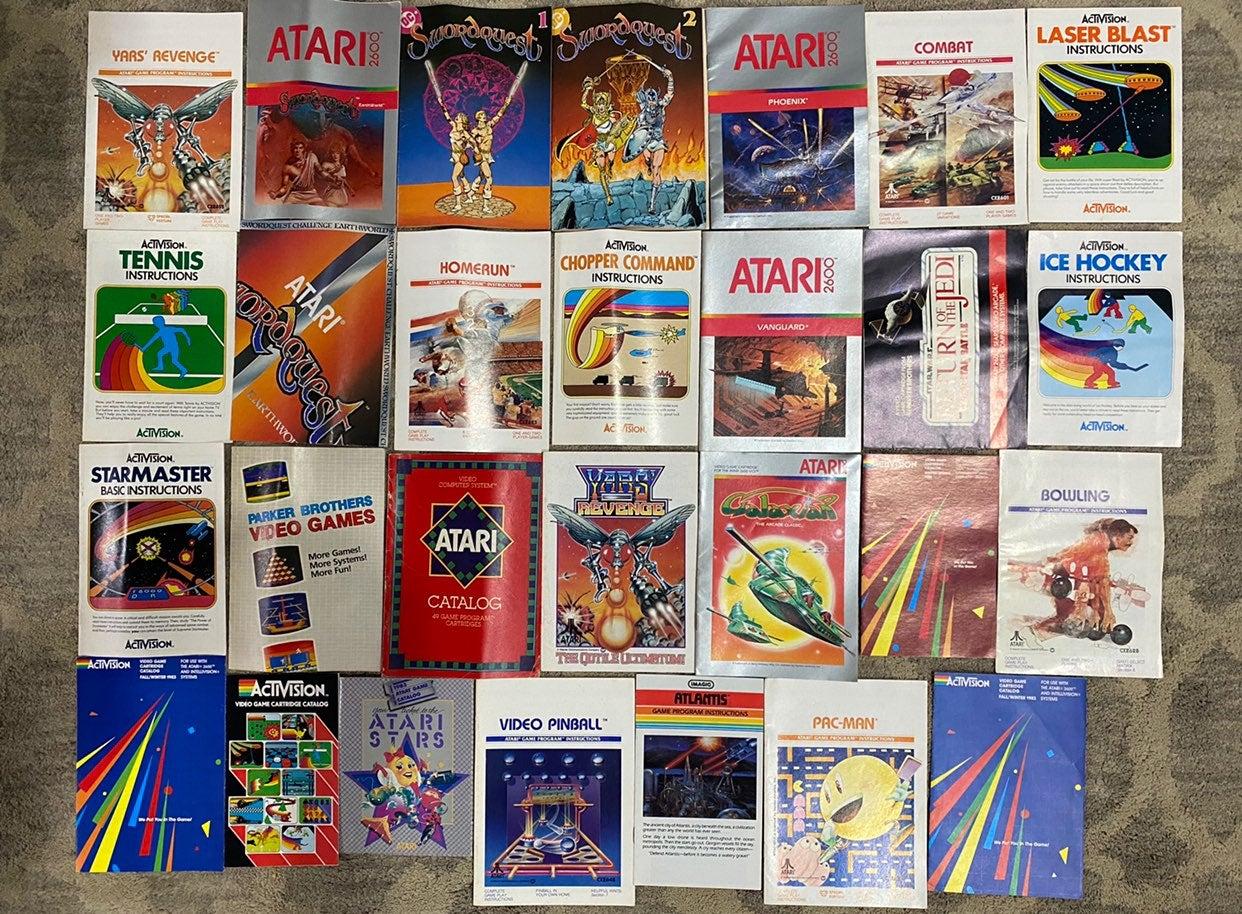 Atari gaming