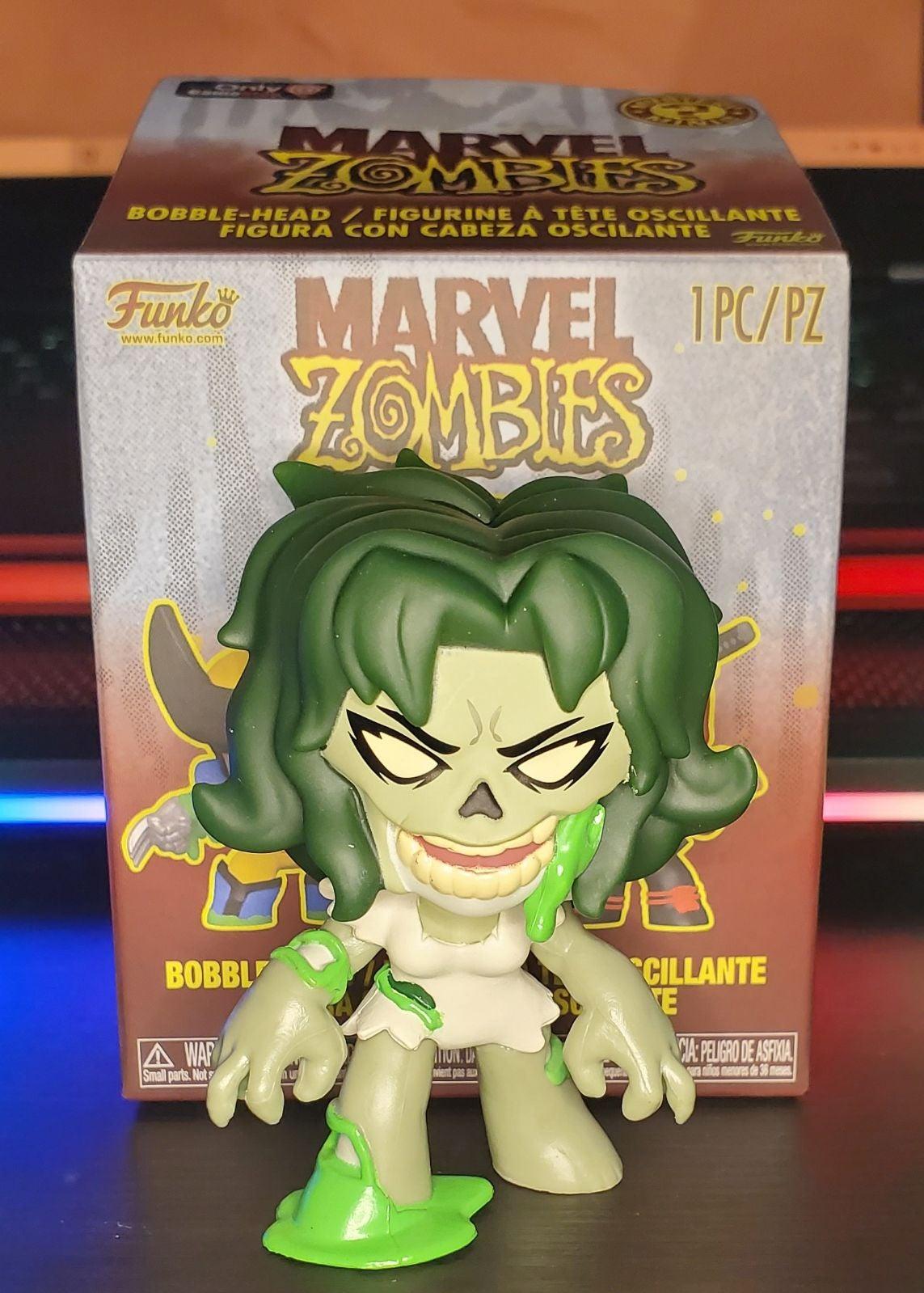 Funko Mystery Mini: Marvel Zom She Hulk