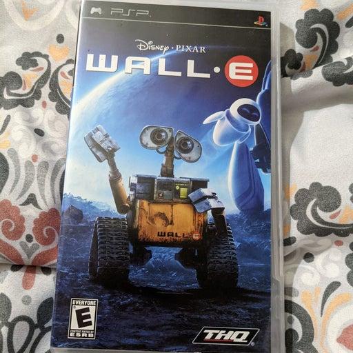 WALL-E on Sony PSP