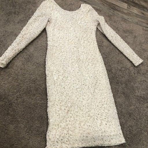 Jennifer Lopez sparkly white dress