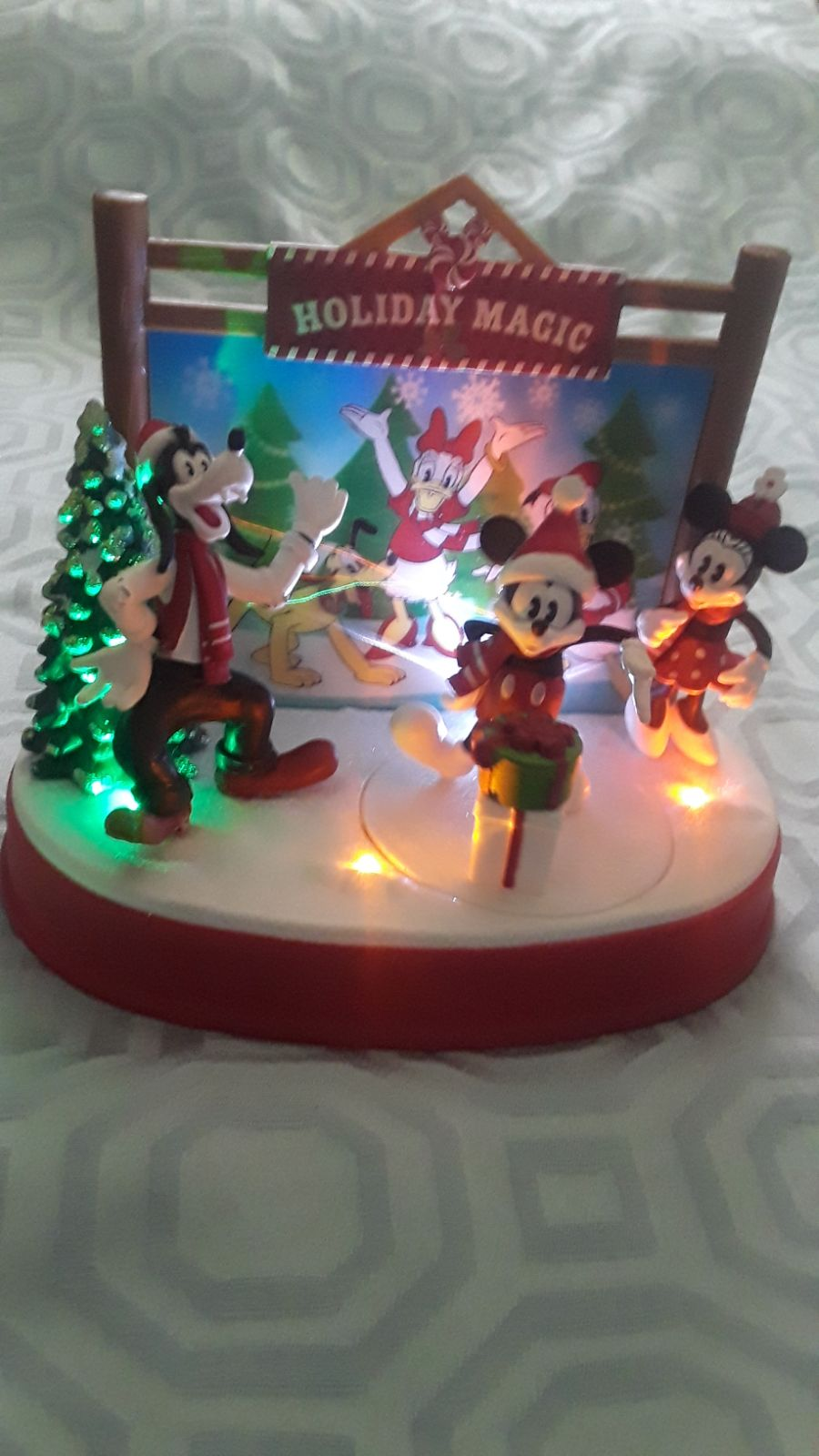 Disney Musical Animated Mickey Stage