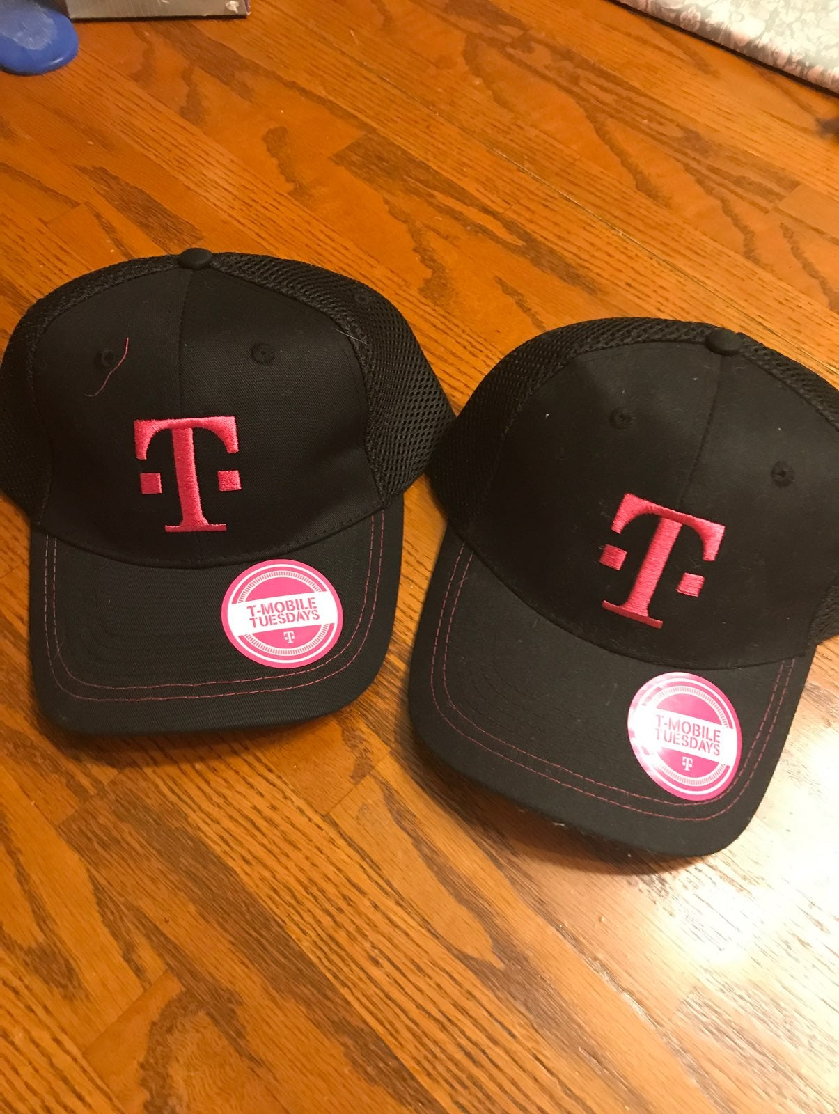 2 T-Mobile Hats