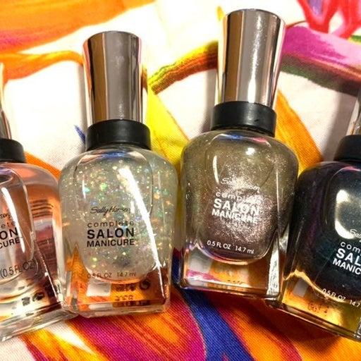 Assorted Sally Hansen Nail polish bundle