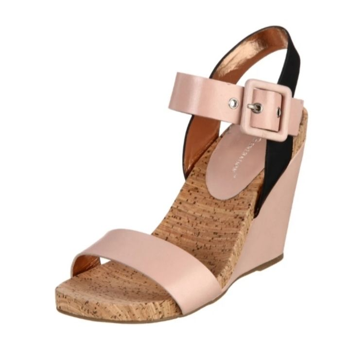BCBG Generation Brandee Wedge Sandals