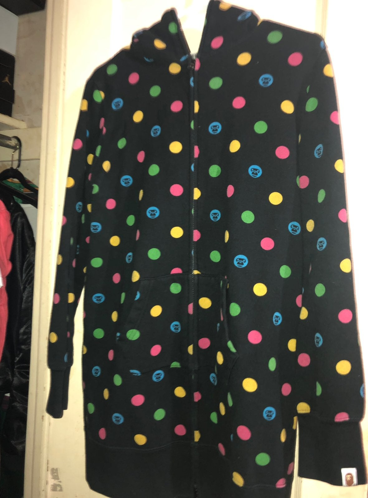 Women Bape Jacket