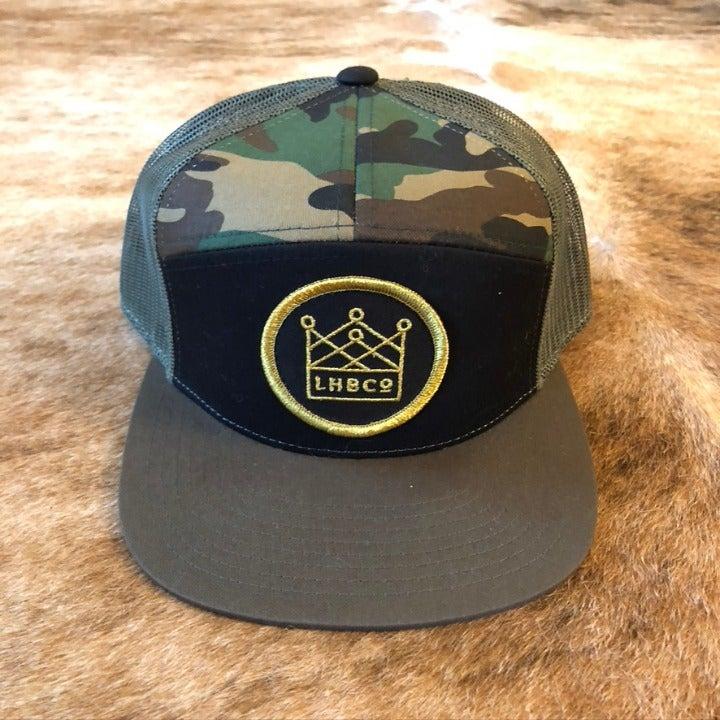 Lord Hobo Brewing Snapback Hat Boston