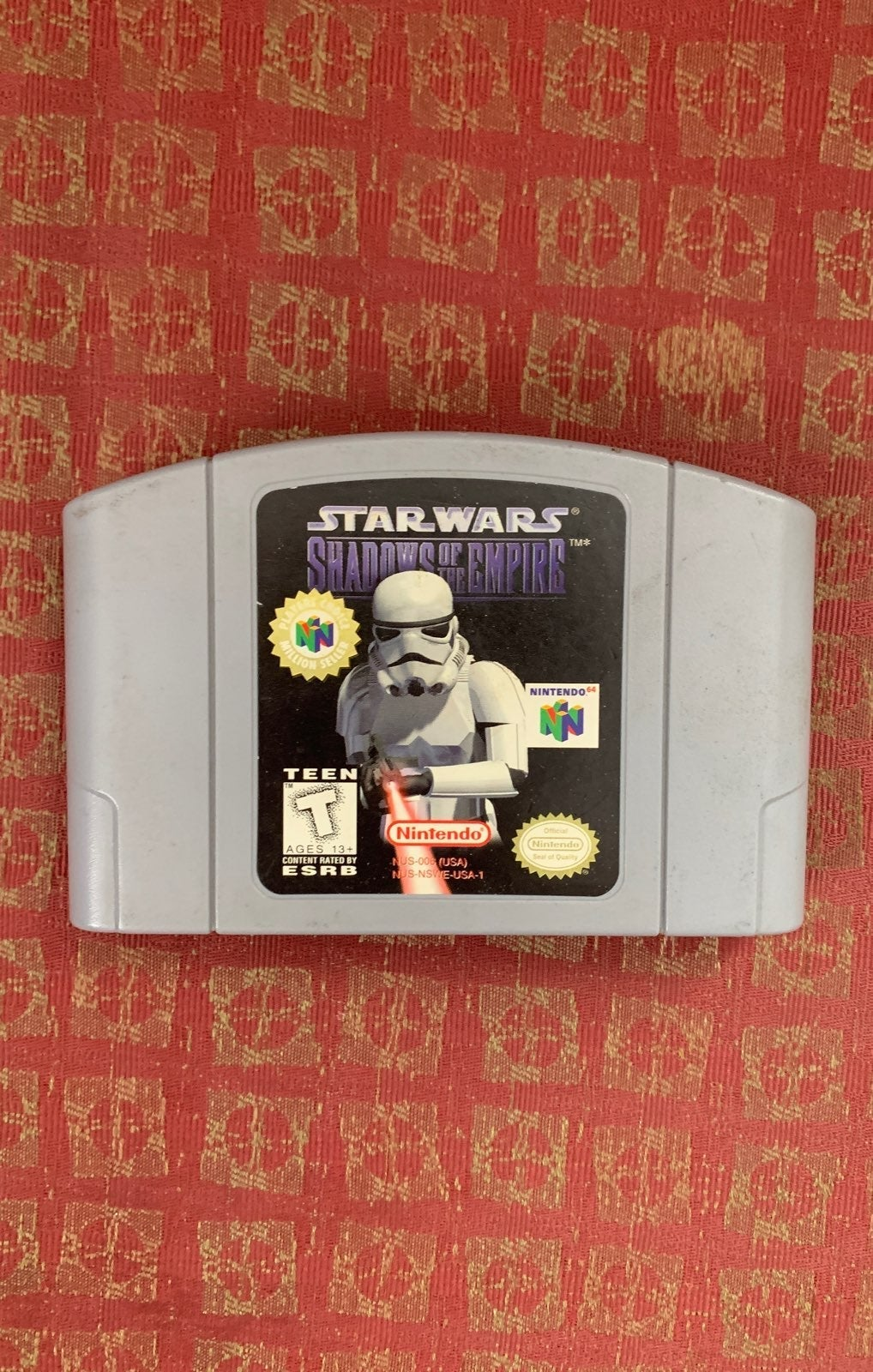 Nintendo 64 Star Wars Shadows Of The Emp