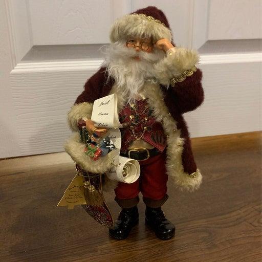 Thomas Kincade Santa