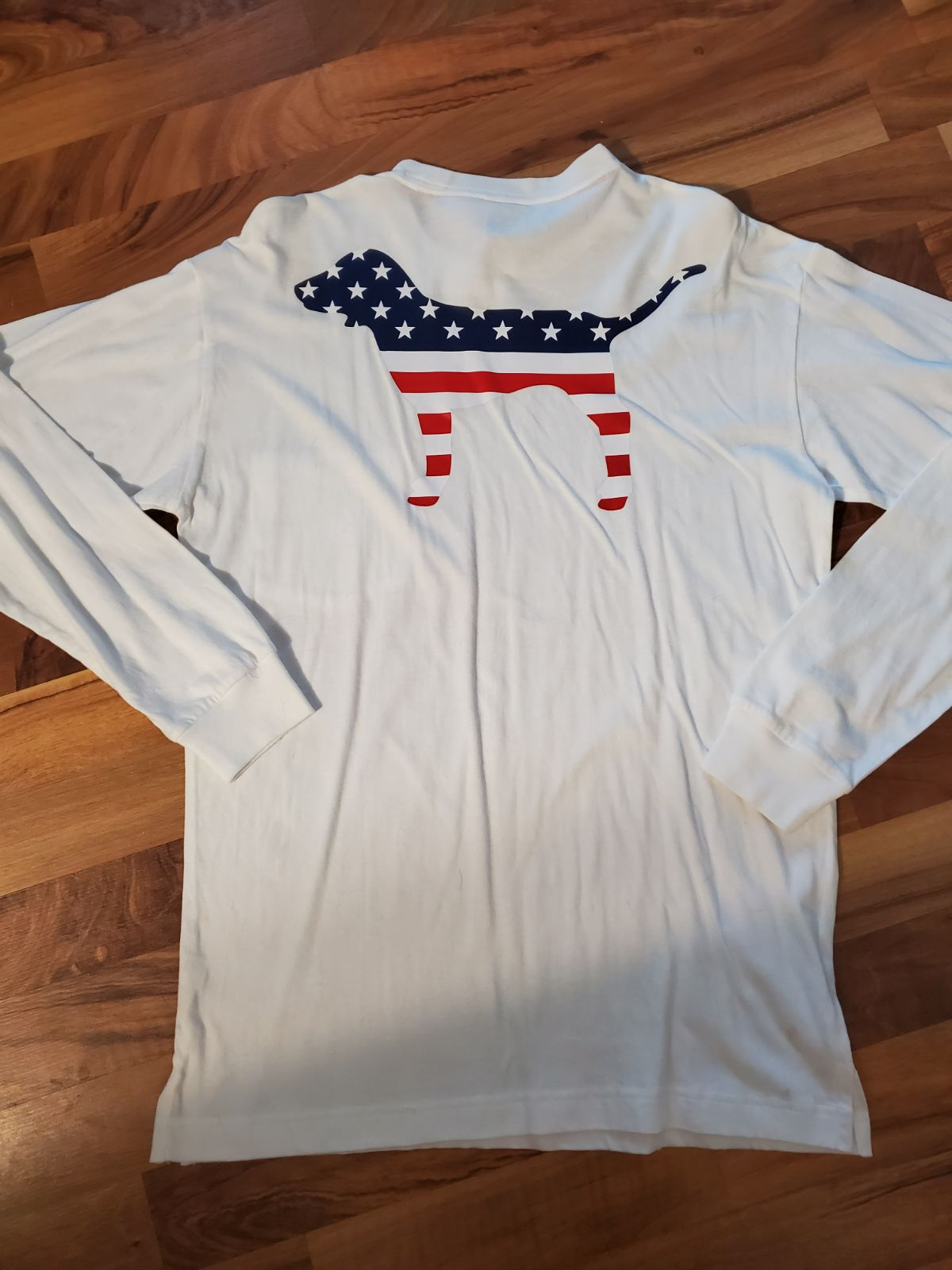 NEW WITH TAGS VS PINK 4th of july shirt