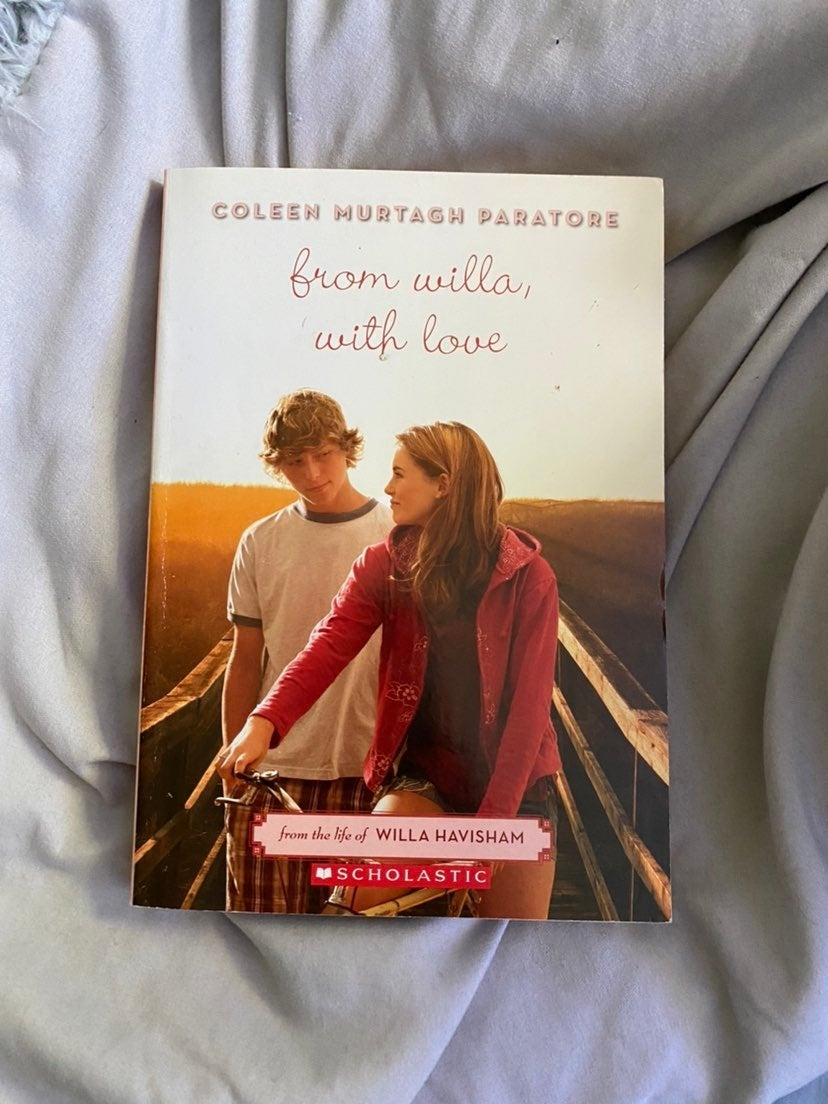 Book: From Willa with Love