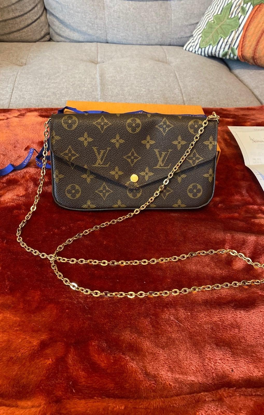 Louis Vuitton FELICIE GM AUTHENTIC