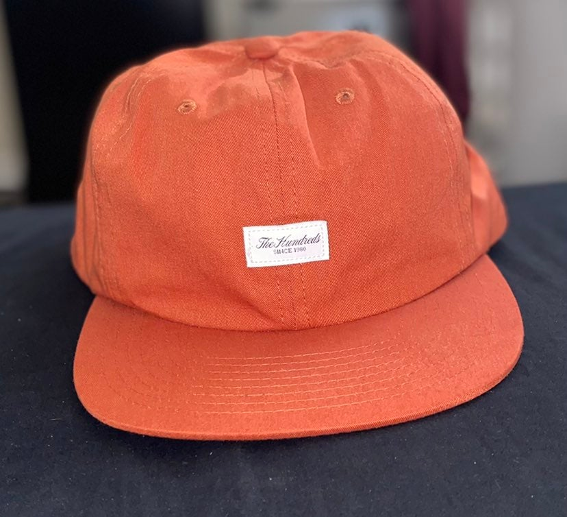 Thehundreds orange snapback