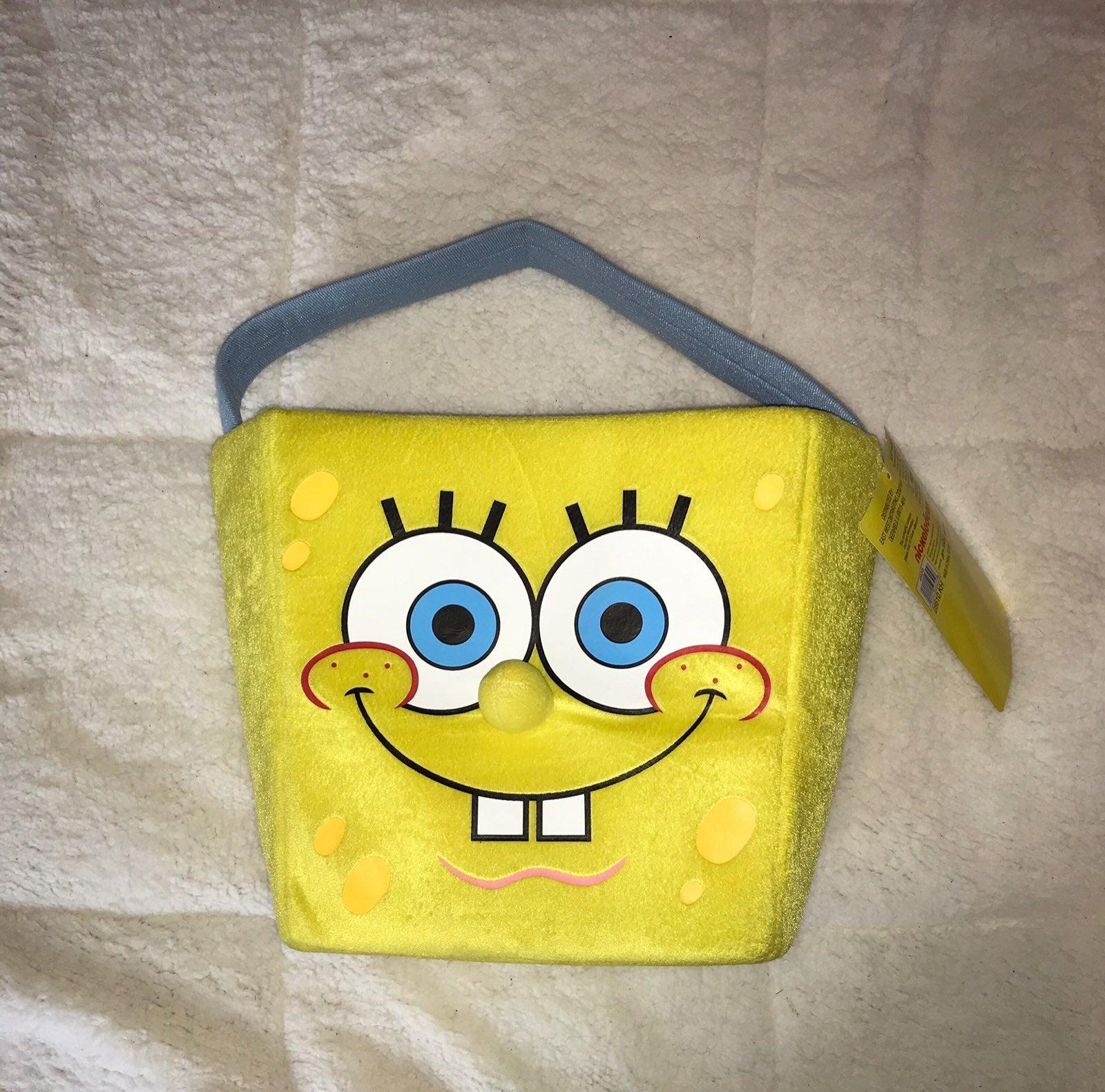 Spongebob SquarePants Easter Basket