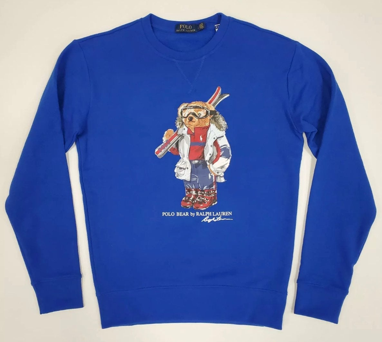 Polo Bear Ski Sweatshirt Limited Edition
