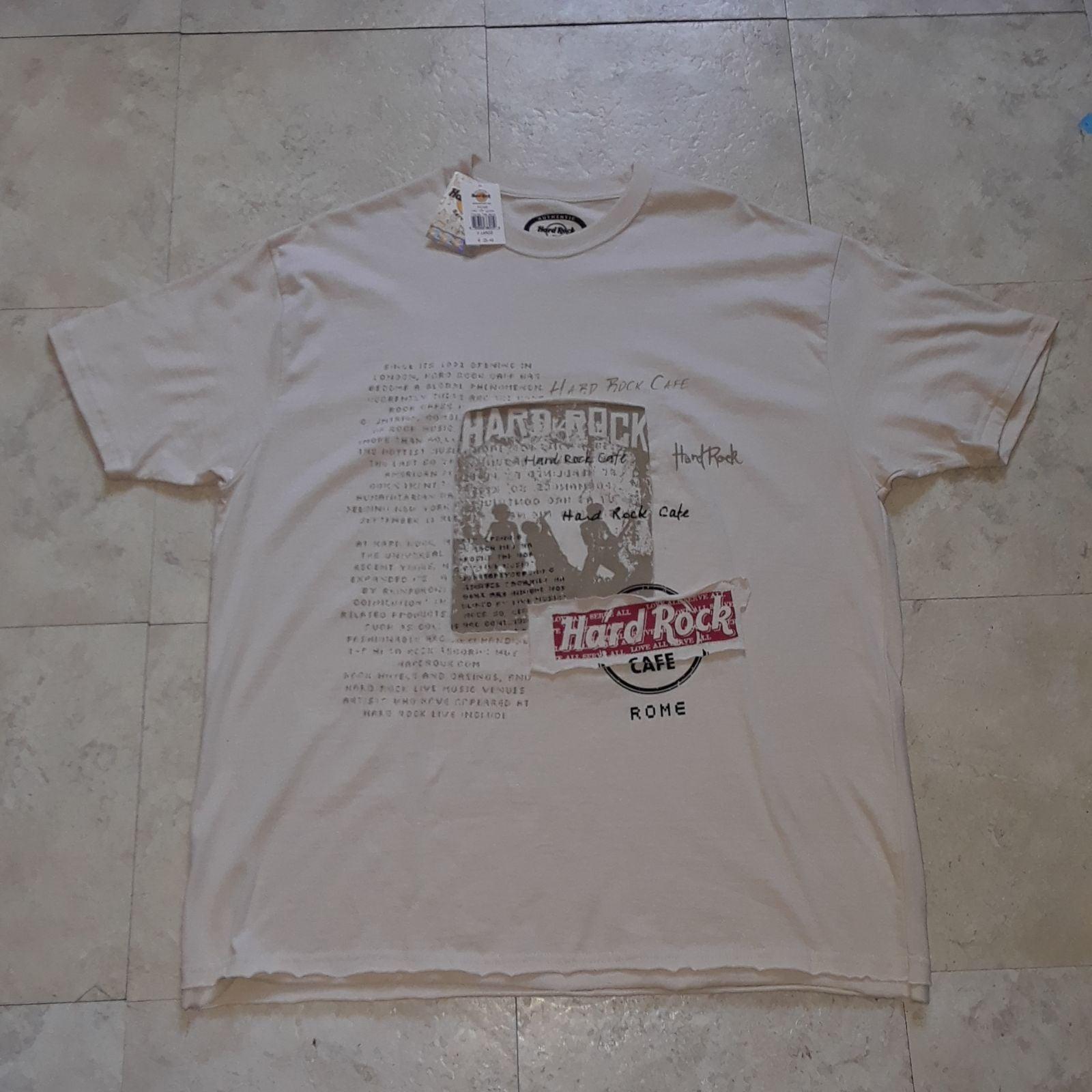 Hard Rock Cafe shirt