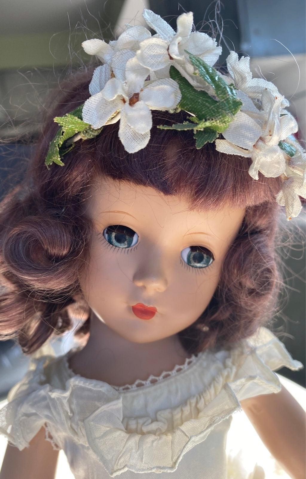 vintage madame alexander fairy queen cis