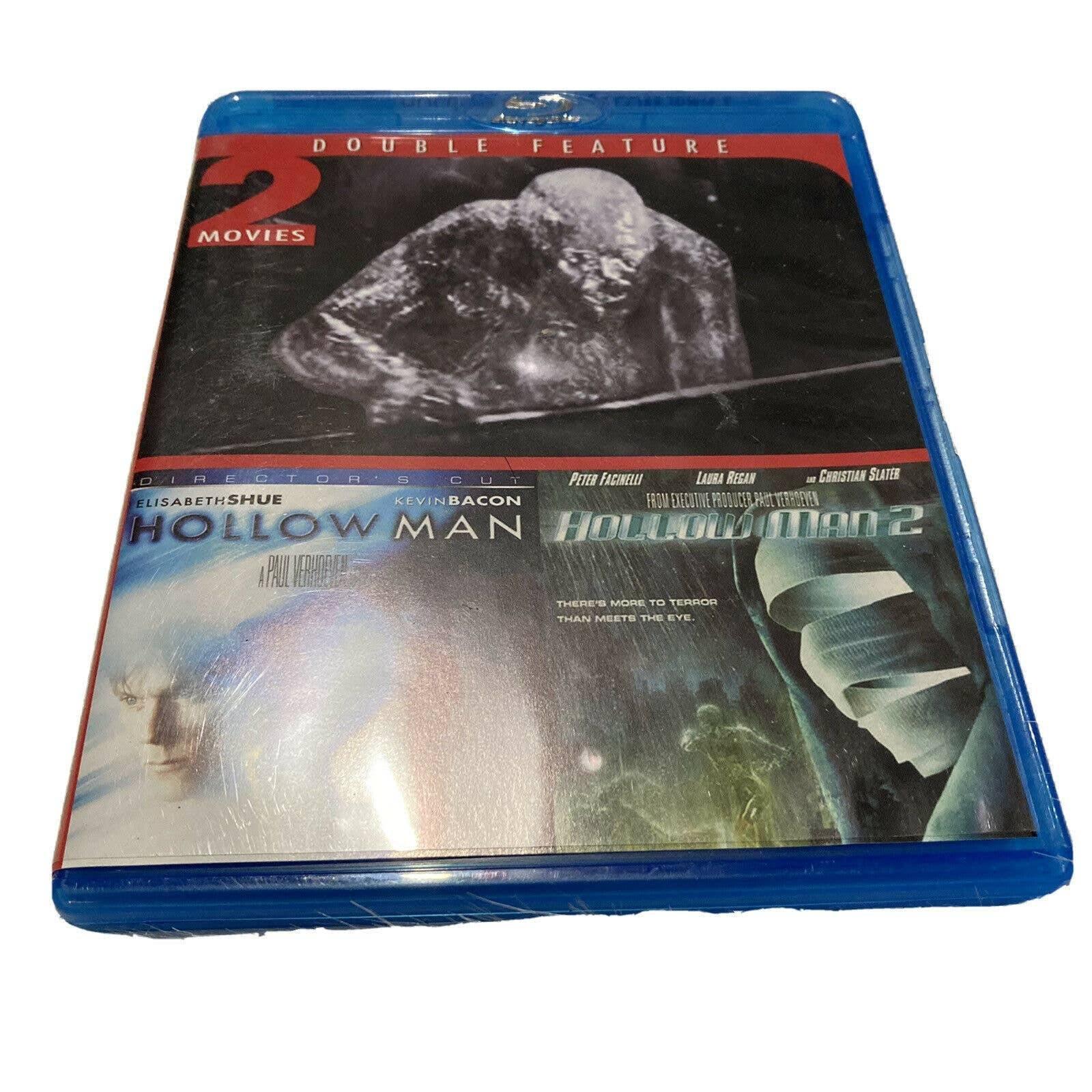 Hollow Man + Hollow Man 2 Blu-ray Disc