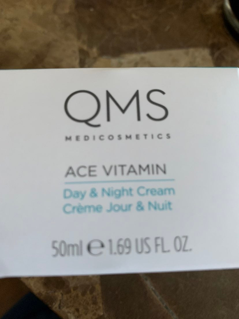 QMS day and night cream 1.69 oz $140