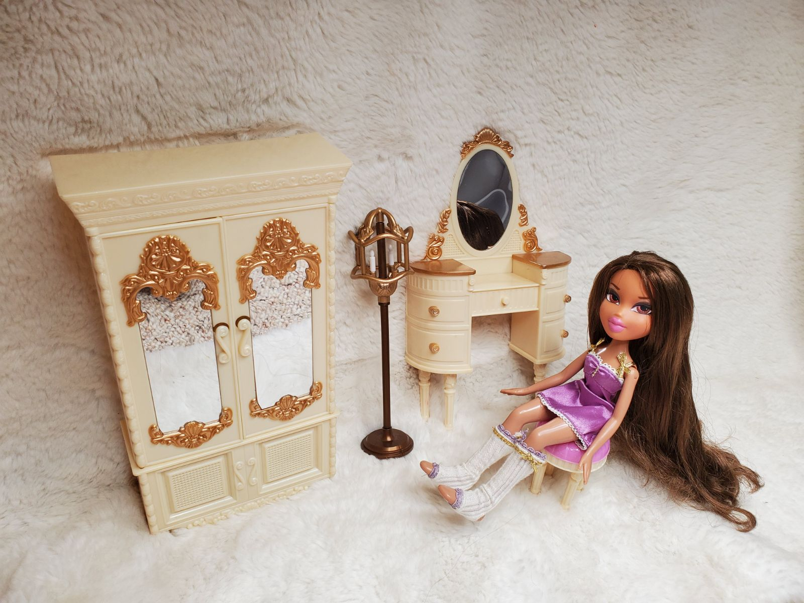 Bratz World House Yasmin Set ☆
