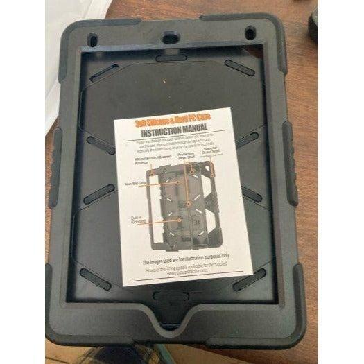 Galaxy tab protective case black