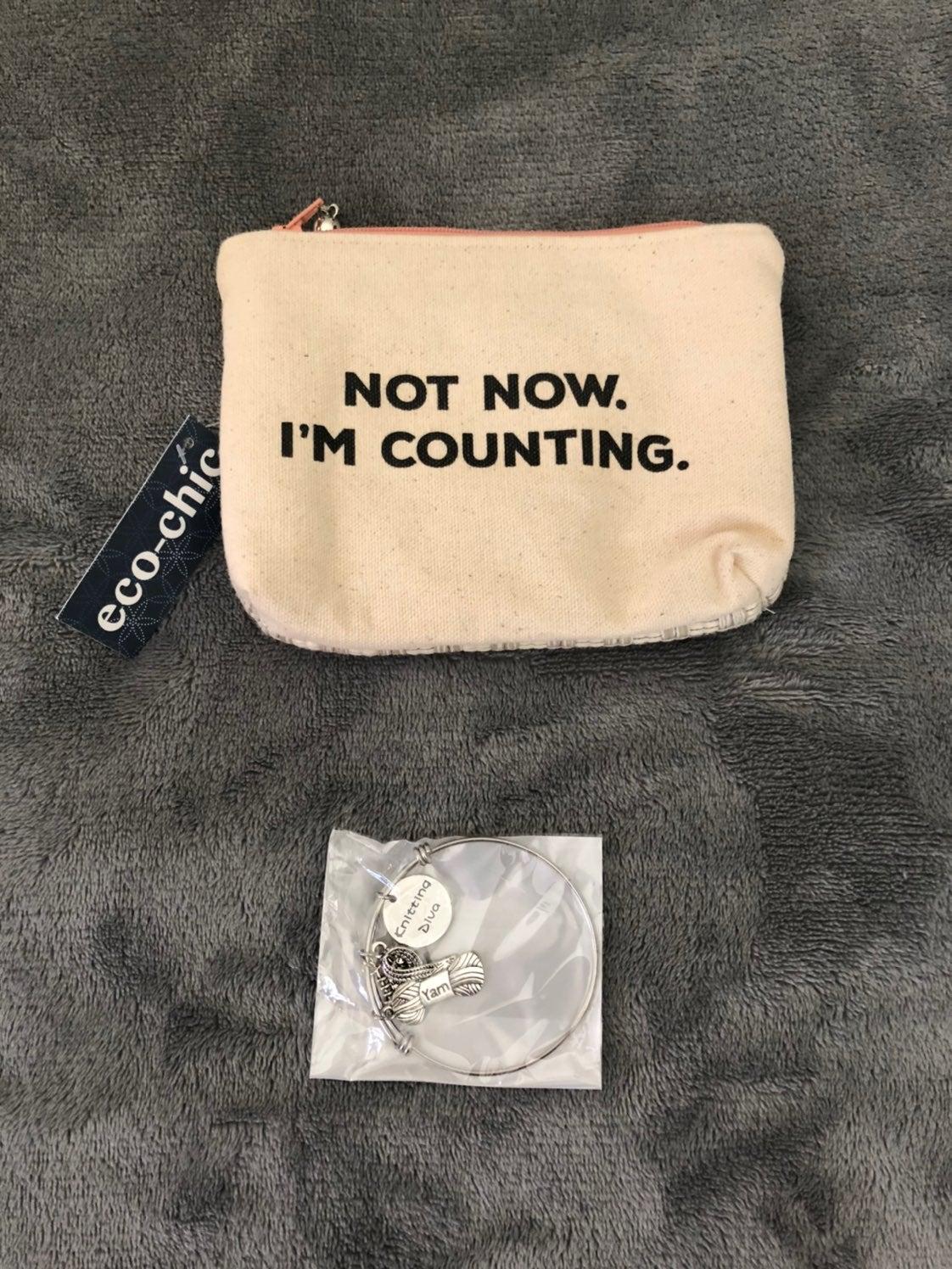 Knitting gift set