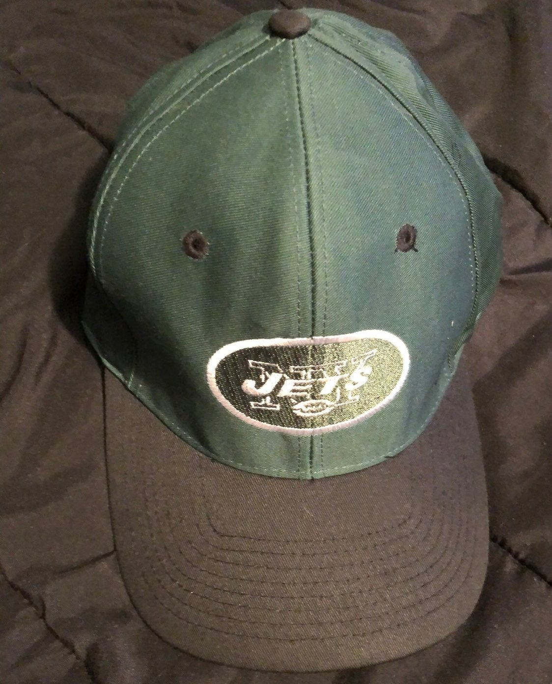 New York Jets Snapback Hat